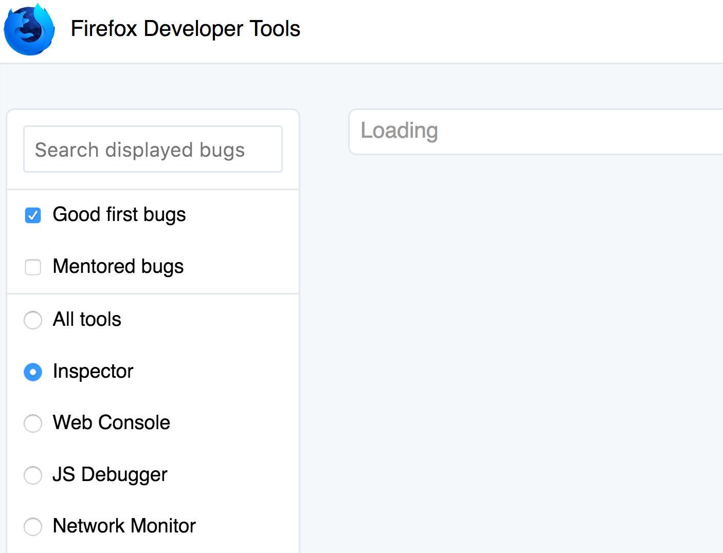 A tour with Firefox DevTools